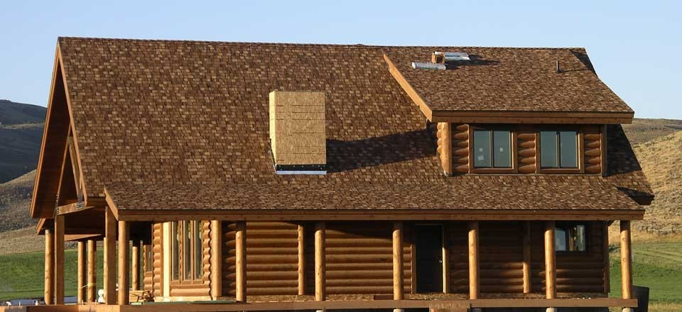 Cabin Roofing for Tough Winters