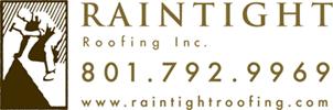 Raintight Roofing Utah Roofing Company